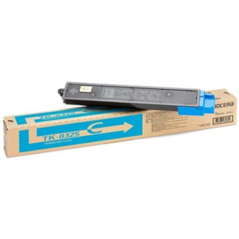 Kyocera TK8325 Cyan Toner Cartridge