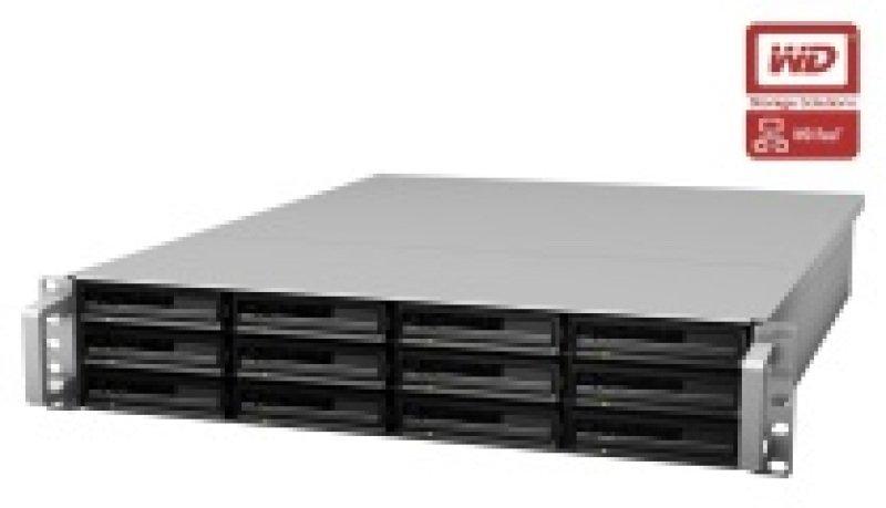 Synology RX1213sas 48TB (12 x 4TB WD Red Pro) 12 Bay 2U Expansion Unit