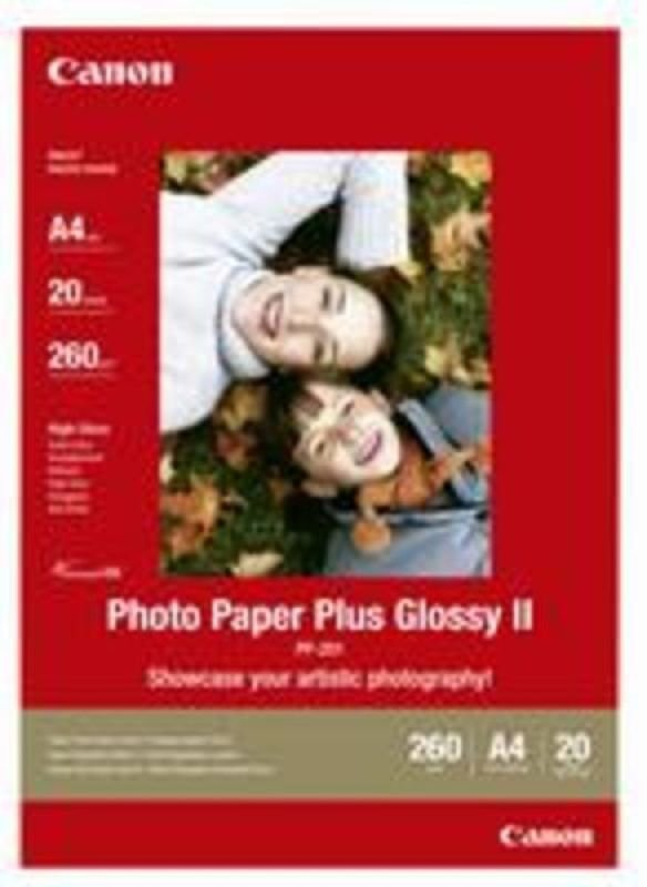 Canon Photo Paper Plus II PP-201 Glossy photo paper