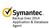 Symantec BackUp Exec 2014 Agent For Apps and Databases