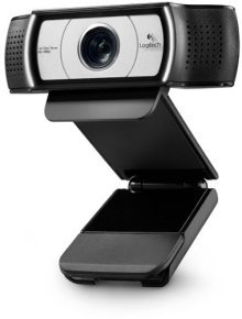 Logitech C930 E Webcam, PC / Mac , USB Interface