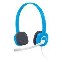Logitech Stereo Headset H150 Blueberry