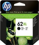 HP 62XL Black Original Ink Cartridge - High Yield	600 Pages - C2P05AE