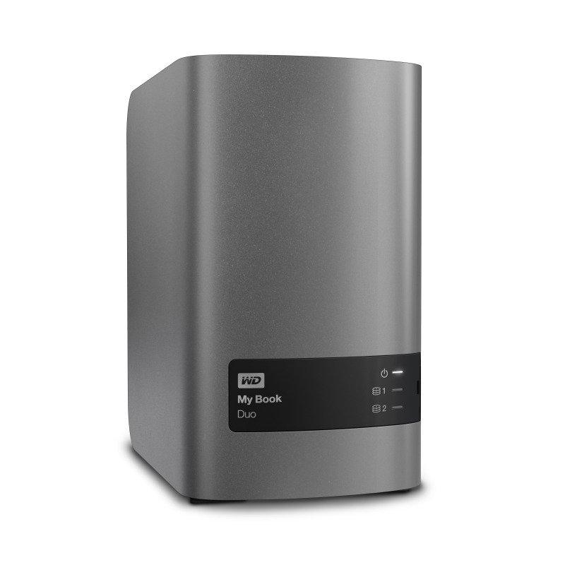 wd my book duo dual drive raid storage 4tb usb 3 0 external hard drive ebuyer. Black Bedroom Furniture Sets. Home Design Ideas