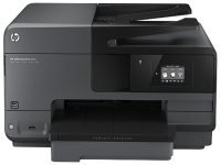 HP Officejet Pro 8615 Wireless e-All-in-One Duplex Printer with Free ReadIris Scanning Software