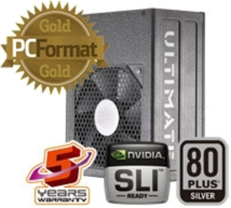 Coolermaster 900W UCP (Ultimate Circuit Protection) PSU - 80% Silver Certified Efficiency