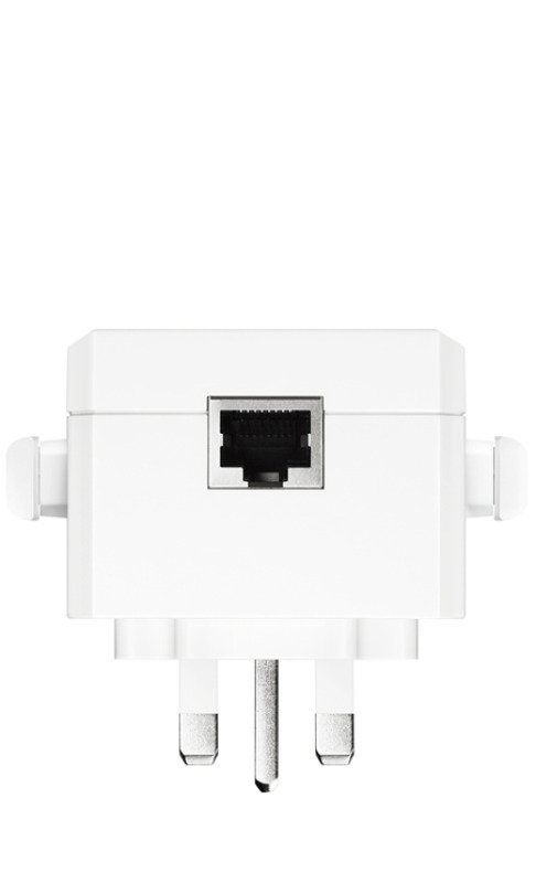 TP-LINK TL-WA860RE 300 MB/s Universal Plug-In Wi-Fi Range Extender and Booster