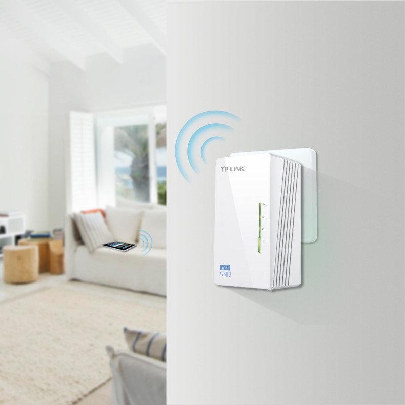 tp link tl wpa4226kit av500 passthrough powerline wifi extender kit ebuyer. Black Bedroom Furniture Sets. Home Design Ideas