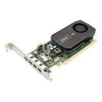 PNY NVS 510 2GB DDR3 Quad DVI DisplayPort PCI-E Graphics Card