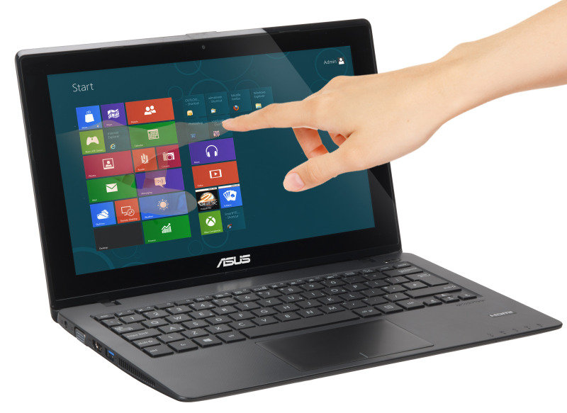 Asus X200MA Touch Laptop