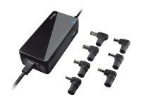 Trust Primo Laptop Charger - Black