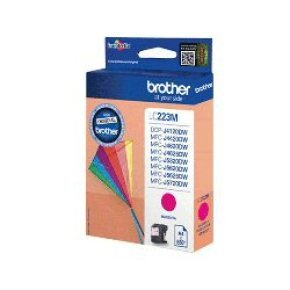 Brother LC223M Magenta Ink Cartridge