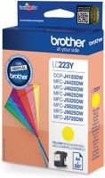 Brother LC223Y Yellow Ink Cartridge