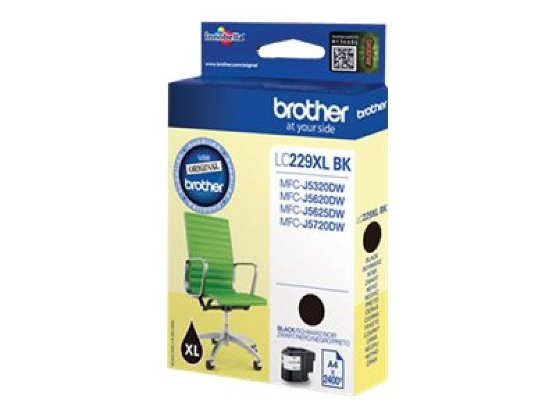 Brother LC229XL Black Ink Cartridge