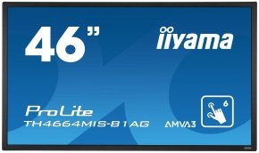 "Iiyama ProLite TH4664MIS-B1AG 46"" Touchscreen LFD"
