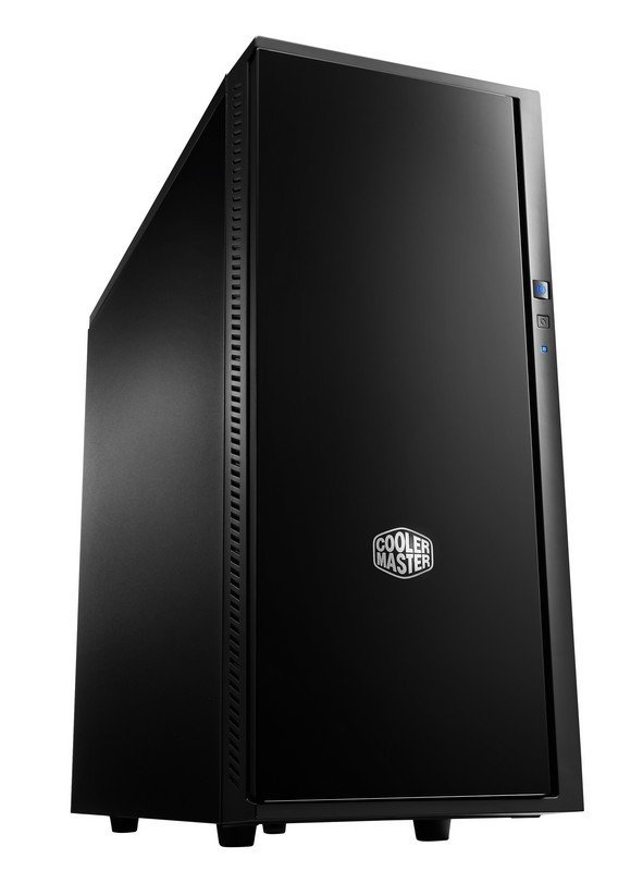 Cooler Master Silenico 452 ATX Case USB3.0 SD Card Reader