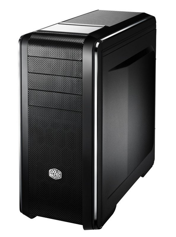 Cooler Master CM690 III Black Edition - Window Side Panel Edition