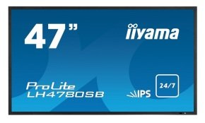 "Iiyama ProLite LH4780SB-B1 47"" IPS LFD"