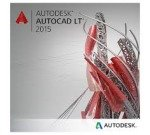 Autodesk AutoCAD LT 2015 Commercial New SLM 5-Pack