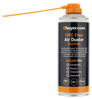 Ebuyer Invertible Air Duster - 200ml