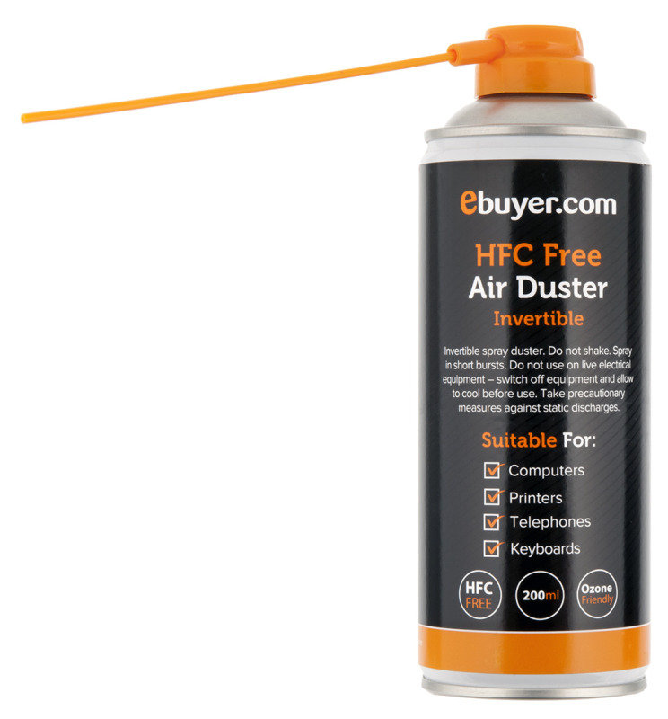 Ebuyer Invertible Air Duster  200ml