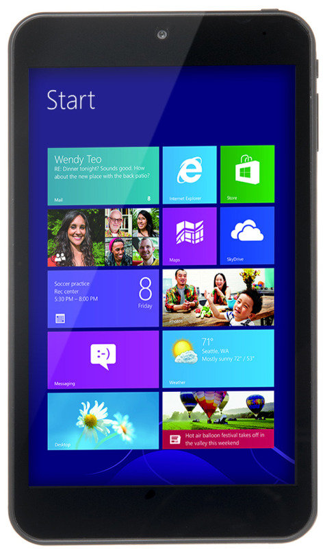 "Image of Linx 7 Tablet PC, Quad-Core Intel Baytrail-T, 1GB RAM, 32GB Flash, 7"" Touch, Wifi, Bluetooth, 2 Cameras, Windows 8 + Office 365 Personal 12-month Subscription"