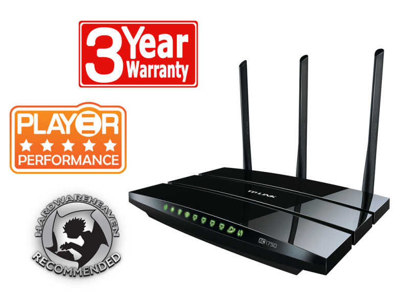 TP LINK Archer C7 AC1750 Wireless Dual