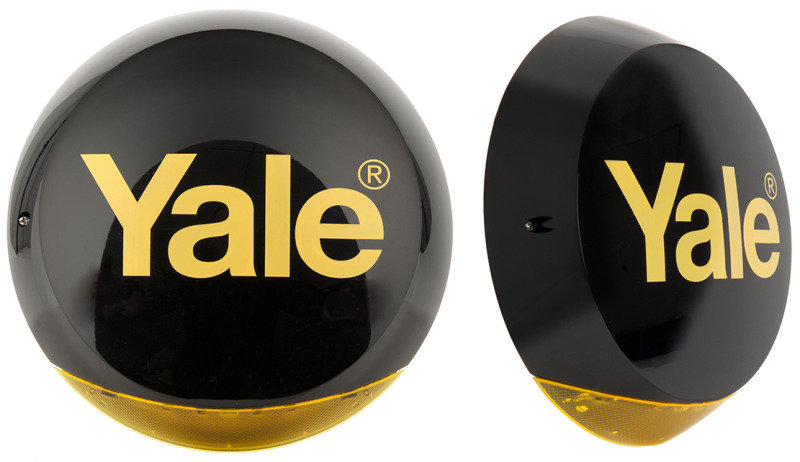 Yale Easy Fit Smartphone Alarm with PIR Camera and App