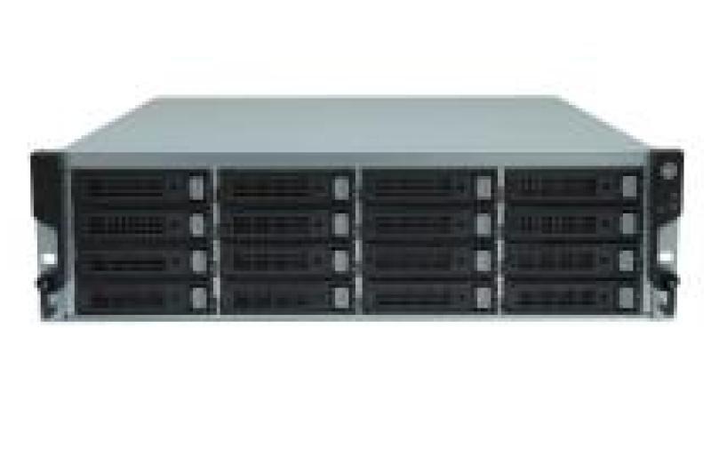 QSAN U300-P10-C316-E3 U300 iSCSI (Intel Xeon E3) 16 Bay 3U NAS
