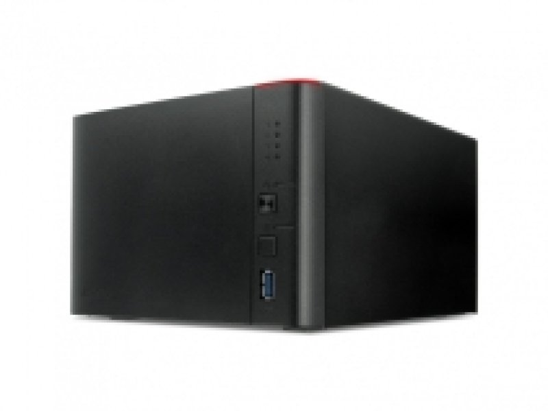 Buffalo LinkStation 441 4TB (4 x 1TB) 4 Bay Desktop NAS