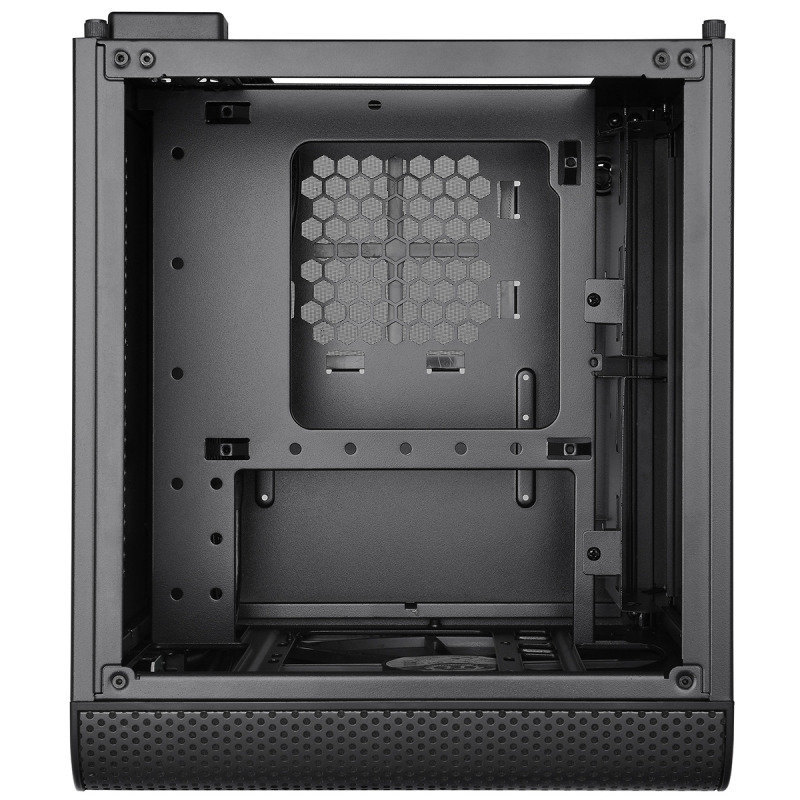 Thermaltake Core V1 Mini-ITX Cube Case Front 20cm Fan 2 x USB3 Side Window