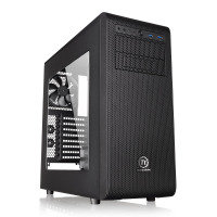 Thermaltake Core V31 Midi Gaming Case USB3 x 2 Side Window Toolless Modular Bays