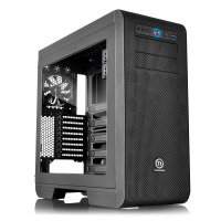Thermaltake Core V51 Midi Tower Gaming Chassis Case With Side Window