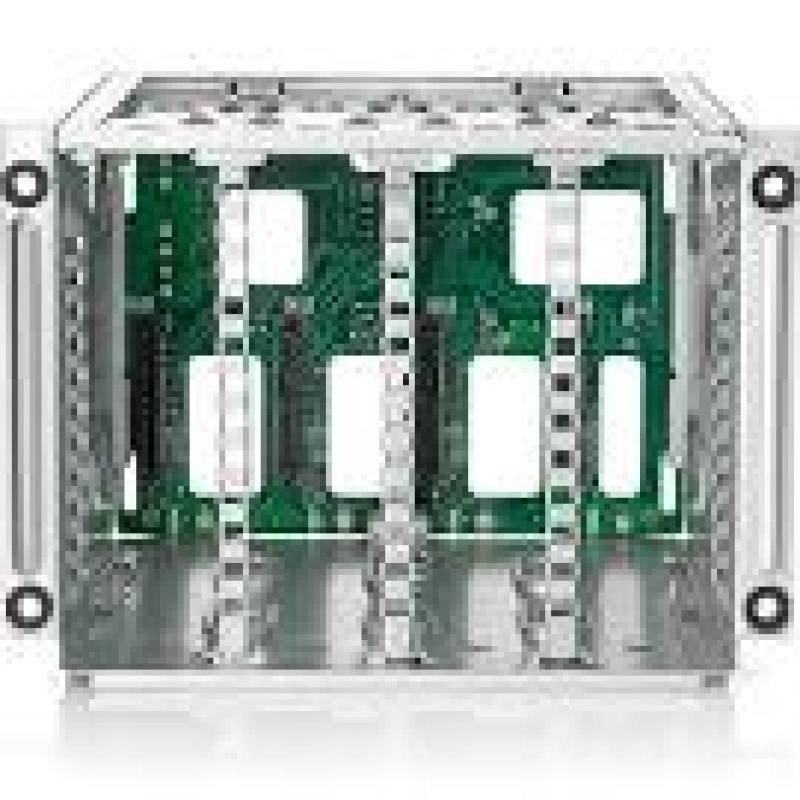 Image of HP DL380 Gen9 8SFF Bay1 Cage/Backplane Kit