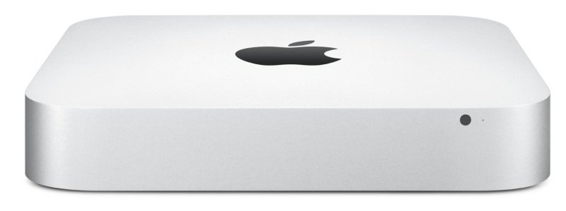 Apple Mac Mini Nettop Intel Core i5 1.4GHz 4GB RAM 500GB HDD NOOPT Intel HD Wifi Bluetooth OS X Yosemite