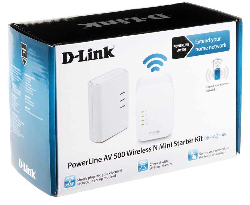 d link powerline av 500 manual