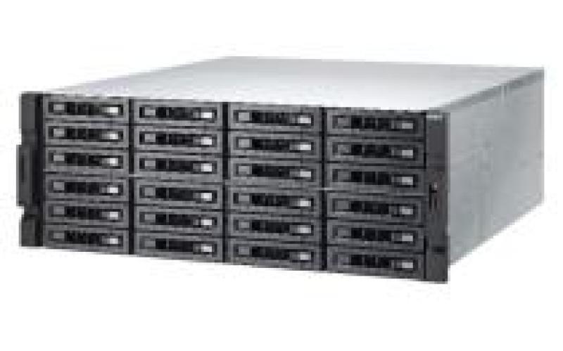 QNAP TS-EC2480U-RP 120TB (24 x 5TB) 24 Bay 4U Rackmount NAS
