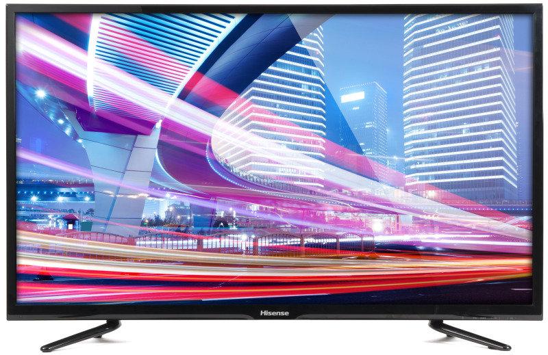 """Hisense 40"""" LTDN40D36TUK Freeview HD LED TV"""