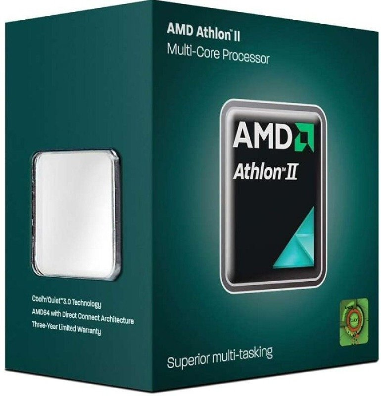 AMD Athlon X2 340 3.2GHz Socket FM2 L2 1mb 65w Retail Boxed Processor