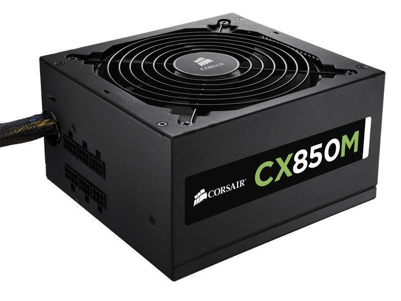 Corsair CX850M Semi Modular 80 Plus Bronze Power Supply