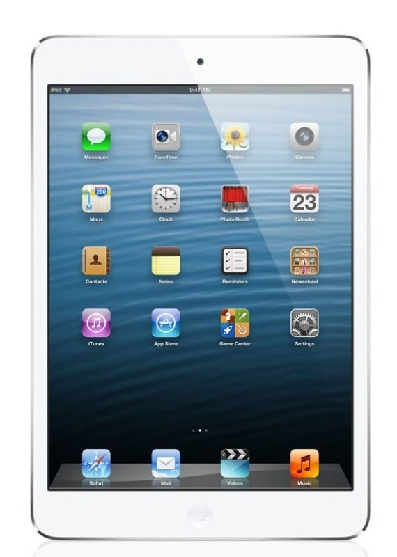 Image of Apple iPad Air 2, A8X CPU, 64GB Flash, 9.7in Retina, Wifi, 2 Cameras, Bluetooth, Cellular, Apple OS - Silver