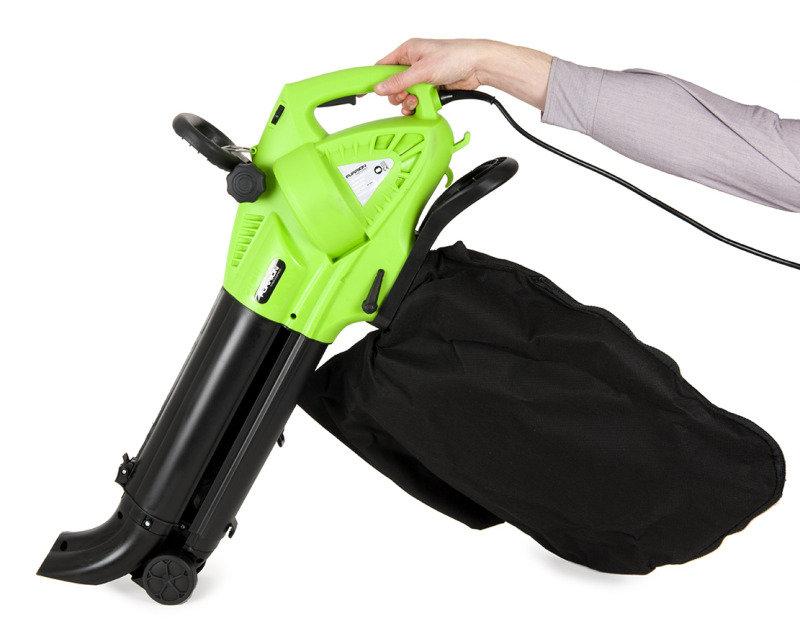 Image of Furrion 7105K 2800 W Leaf Blower Vacuum Shredder