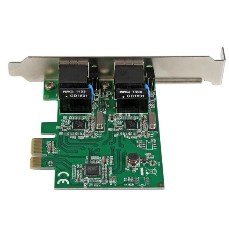 how to add a second ethernet port