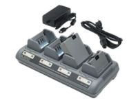 Zebra Quad Charger UCLI72-4 Power adapter + battery charger United Kingdom