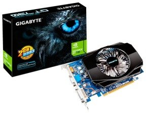 Gigabyte GeForce GT 730 2GB DDR3 VGA DVI HDMI PCI-E Graphics Card