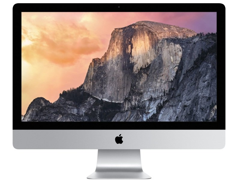 "Image of Apple iMac AIO 5K Desktop, Intel Core i5 Quad Core 3.5GHz, 8GB RAM 1TB HDD, 27"" Retina 5K Display, No-DVD, R9 M290X, Camera, Bluetooth, Apple OS X Yosemite"
