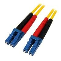 StarTech.com (1M) Single Mode Duplex Fiber Patch Cable LC-LC