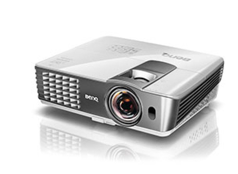 Image of BenQ W1080st+ Dlp Dc3 Dmd 1080p Full Hd Video Projector