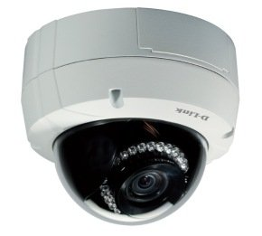 D-Link DCS-6513 - Full HD WDR Day Night Outdoor Dome Network Camera