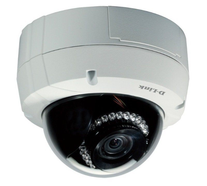 DLink DCS6513  Full HD WDR Day Night Outdoor Dome Network Camera